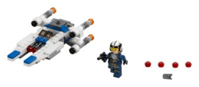 Ensemble LEGO Star Wars 75160 Microvaisseau U-Wing