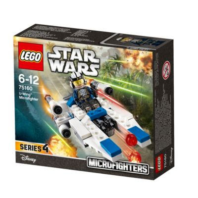 LEGO Star Wars U-Wing Microfighter – sæt 75160