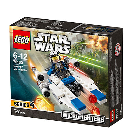 LEGO Star Wars Caza Ala-U (set 75160)