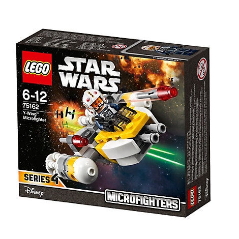 LEGO Star Wars Y-Wing Microfighter set 75162