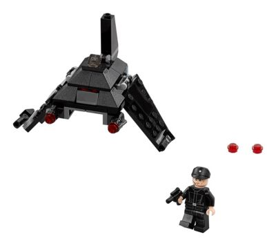 Ensemble LEGO Star Wars 75163 Krennic's Imperial Shuttle Microfighter