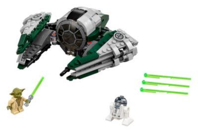 LEGO Star Wars - Yoda's Jedi Starfighter - Set75168