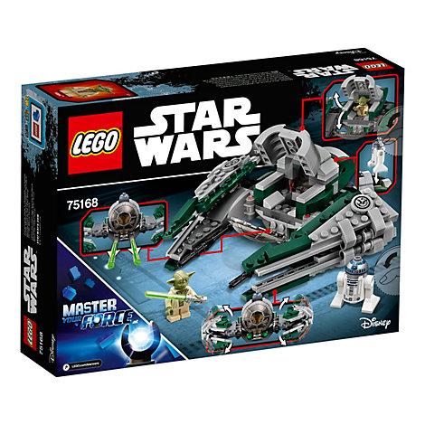 Ensemble LEGO Star Wars75168Yoda's Jedi Starfighter