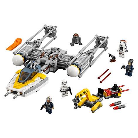 LEGO Star Wars Y-Wing Stjärnkryssare set 75172