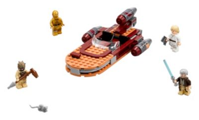 Ensemble LEGO Star Wars 75173 Luke's Landspeeder