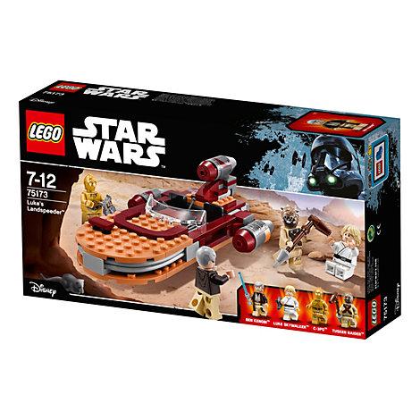Ensemble LEGO Star Wars75173Luke's Landspeeder