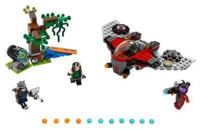Ensemble 76079 L'attaque du ravageur LEGO Gardiens de la Galaxie Vol. 2