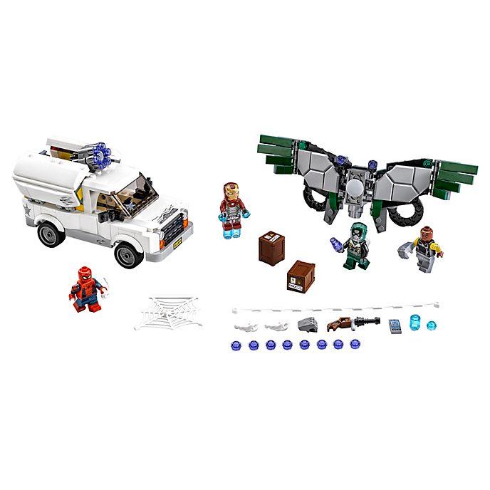 LEGO Spider-Man Homecoming Ataque de Buitre (set 76083)