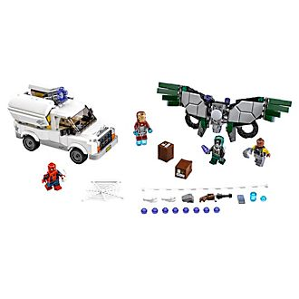Ensemble LEGO Spider-Man : Homecoming 76083 Beware the Vulture