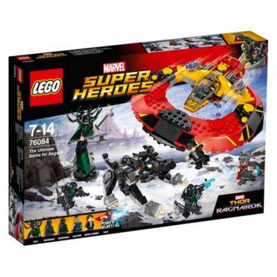 LEGO Avengers Thor: Det Ultimative Slag om Asgård, sæt 76084