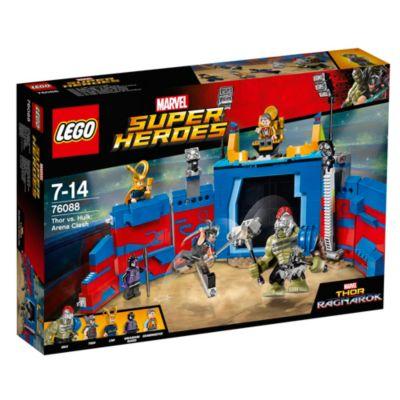 LEGO The Avengers - Thor vs. Hulk: Aufeinandertreffen in der Arena - Set76088