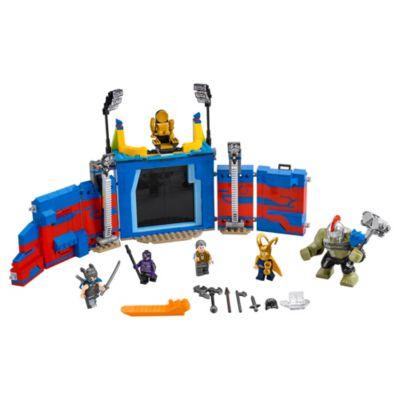 Ensemble LEGO Avengers76088Thor vs. Hulk: Arena Clash