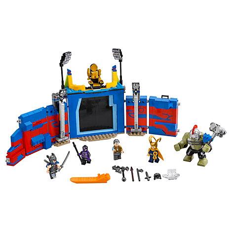 Set LEGO Avengers 76088 Thor vs. Hulk: Arena Clash