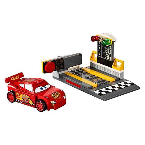 LEGO Juniors Disney Pixar Cars 3 Lightning McQueen Speed Launcher Set 10730