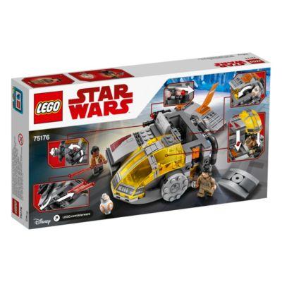 LEGO transportkapsel för motståndsrörelsen, set 75176