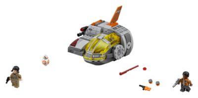 Modstandsbevægelsens transportskib, LEGO-sæt 75176