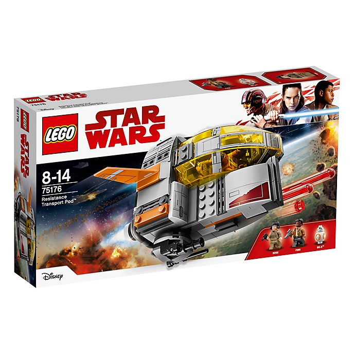 Set LEGO 75176 Pod di trasporto della Resistenza