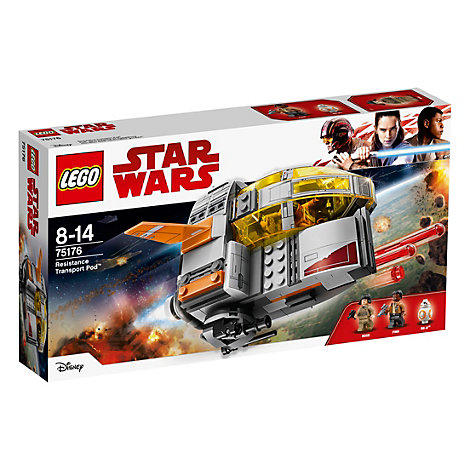 LEGO Resistance Transport Pod Set 75176