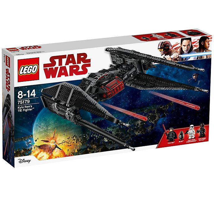 LEGO Kylo Ren's TIE Fighter Set 75179