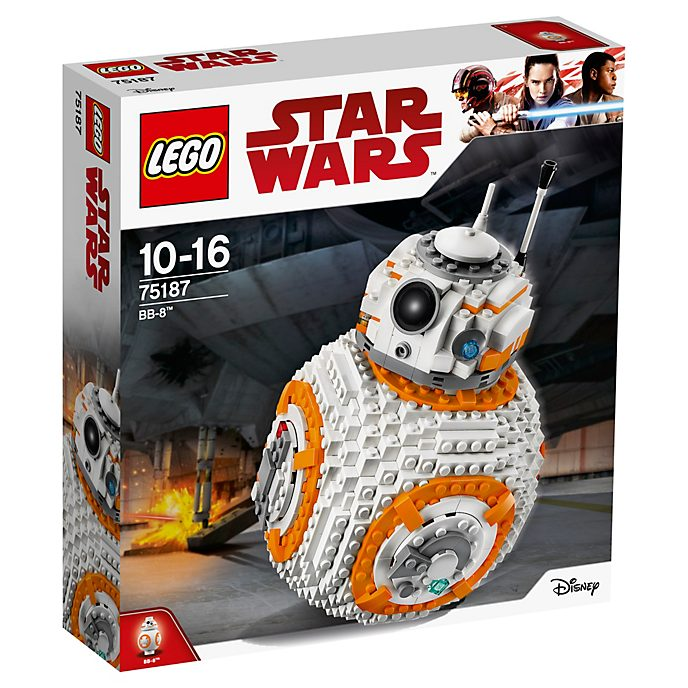 Ensemble LEGO 75187 BB-8