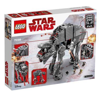 Første Orden Heavy Assault Walker LEGO-sæt 75189
