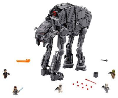 LEGO First Order anfallswalker set 75189