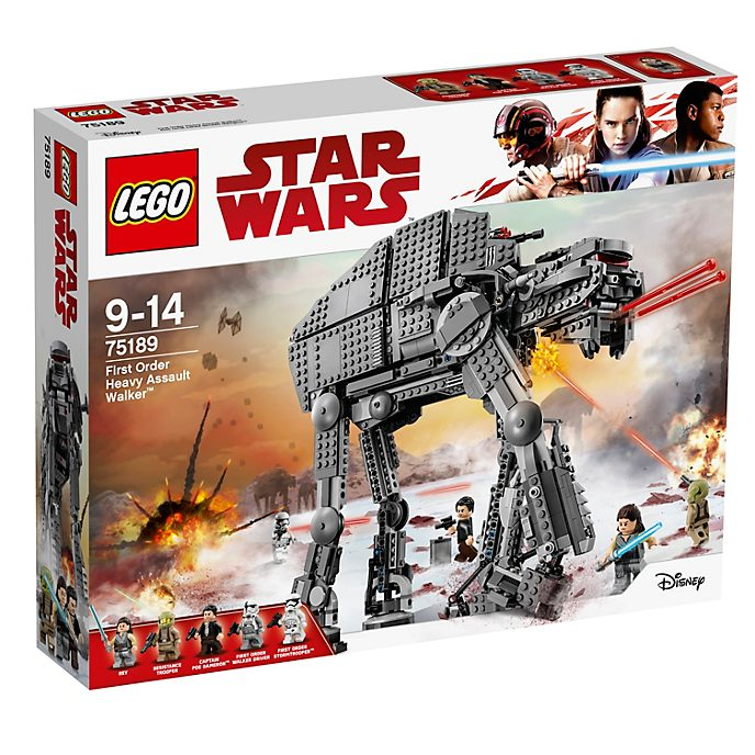 LEGO First Order Heavy Assault Walker Set 75189