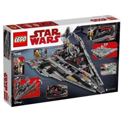 Destructor estelar Primera Orden LEGO 75190
