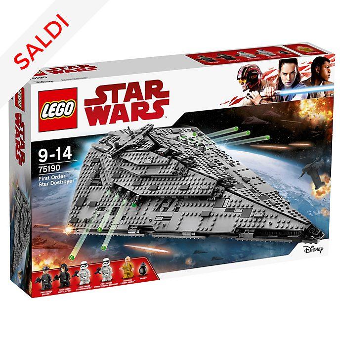 Set LEGO 75190 Star Wars Star Destroyer