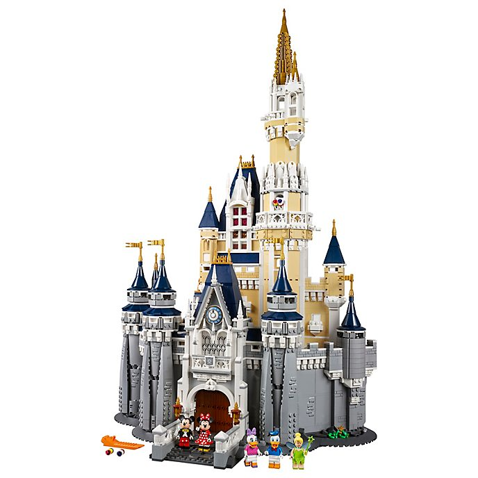Lego Walt Disney World Castle Set 71040
