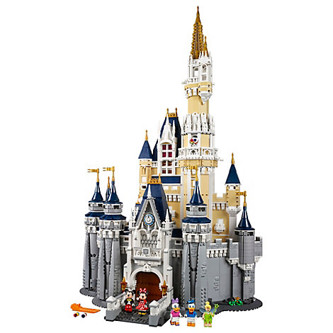 Castillo LEGO, Walt Disney World (71040)