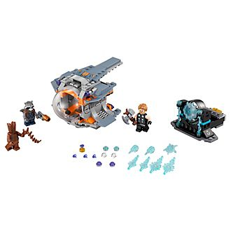 LEGO Thor's Weapon Quest Set 76102