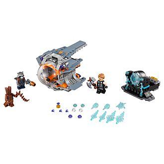 Set LEGO 76102 Alla Ricerca dell'Arma di Thor