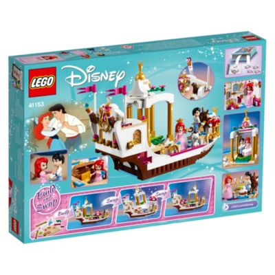 LEGO Ariel's Royal Celebration Boat Set 41153