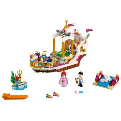 Set LEGO 41153 La barca della festa reale di Ariel