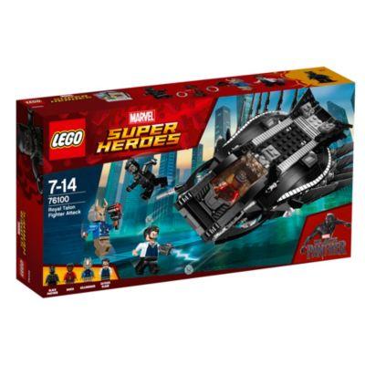 LEGO Black Panther, Ataque del Royal Talon Fighter (Set 76100)