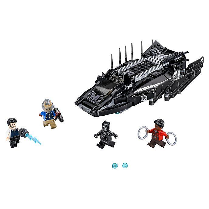LEGO Black Panther Talon Fighter Attack Set 76100