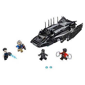 Ensemble LEGO76100Black Panther Talon Fighter Attack
