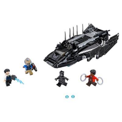 Set LEGO 76100 Attacco Talon Fighter Pantera Nera