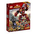 LEGO Zusammenstoß mit dem Hulkbuster - Set 76104
