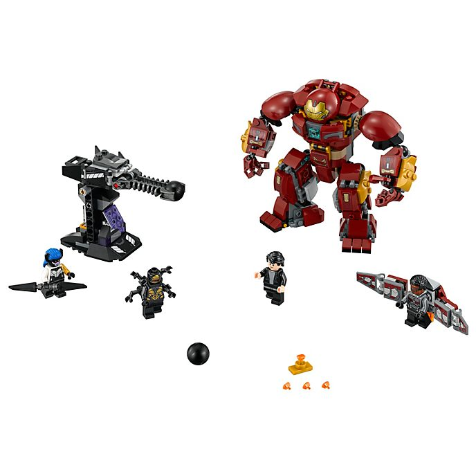 Set LEGO 76104 Lo Scontro con Hulkbuster