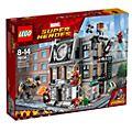 Coffret LEGO Bataille au sanctuaire 76108