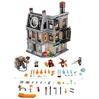 Set LEGO 76108 La Resa dei Conti del Sancta Sanctorum