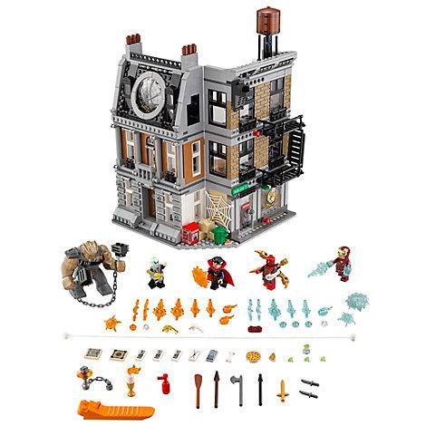 LEGO Sanctum Sanctorum Showdown Set 76108