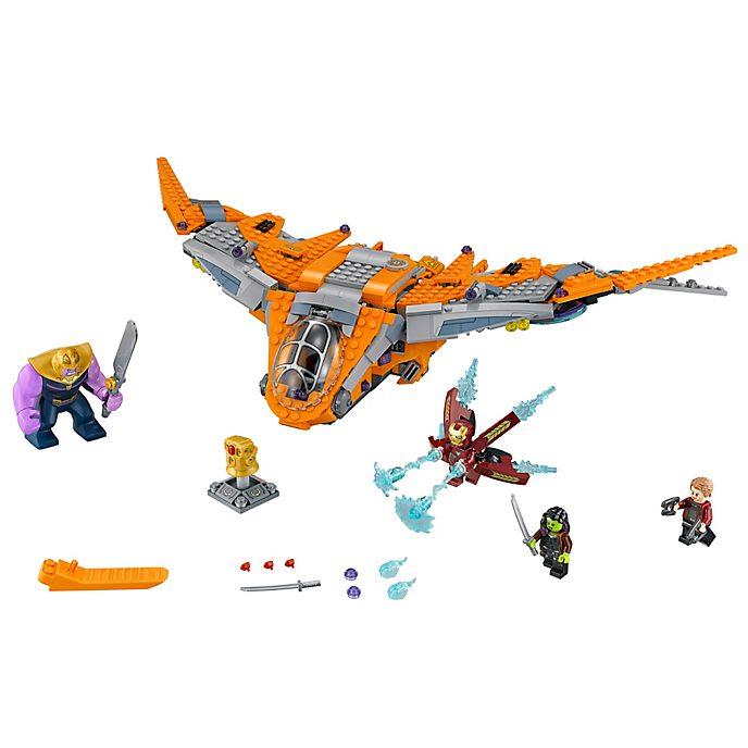LEGO Thanos: Ultimate Battle Set 76107