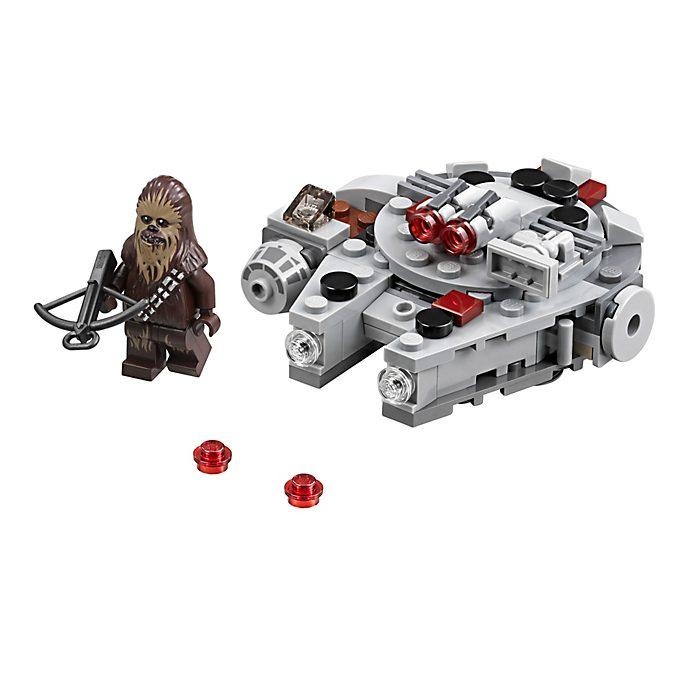 Ensemble LEGO 75193 Microvaisseau : Faucon Millenium