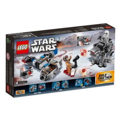LEGO Ski Speeder gegen Walker der Ersten Ordnung - Microfighter Set 75195