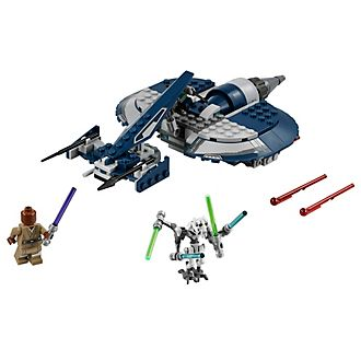 Set LEGO 75199 Speeder d'assalto del Generale Grevious