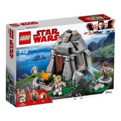 LEGO - Star Wars: Die letzten Jedi - Ahch-To-Island Trainingset 75200