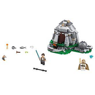 LEGO Entrenamiento en la isla Ahch-To (set 75200) Star Wars: Los últimos Jedi